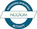 NCCAOM Professional Development Activity
